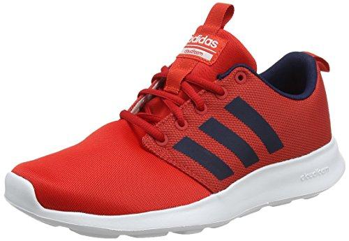 adidas Herren Cloudfoam Swift Racer Gymnastikschuhe, Rot (Core Red S17/collegiate Navy/FTWR White), 49 1/3 EU