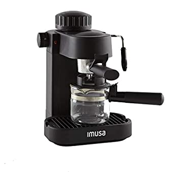 IMUSA USA GAU-18202 4 Cup Espresso/Cappuccino Maker