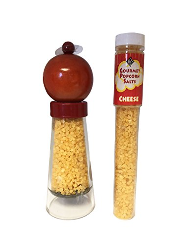 Why Should You Buy William Bounds Popcorn Cheese Mill Salt flavored Cheese Refill Tube