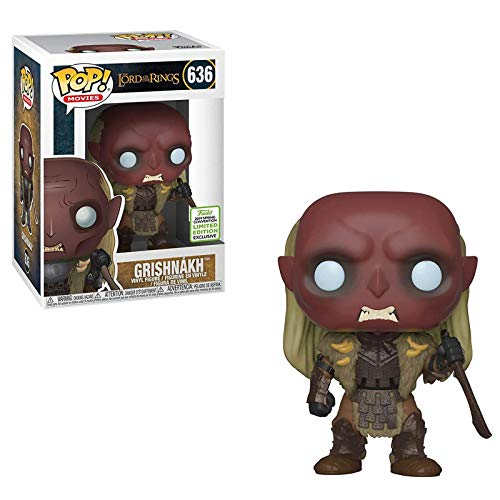 Funko The Lord of The Rings #636 Grishnakh for Boy