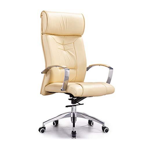 DJDLLZY Sillas for oficinas domésticas sillas de Escritorio sillas de Oficina Sofás Sillas Gerenciales Sillas ejecutivas Ajustable, giratoria de Oficina Silla de Escritorio con apoyabrazos