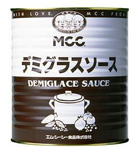 エム・シーシー食品株式会社 MCC デミグラスソース 3000g ×6個