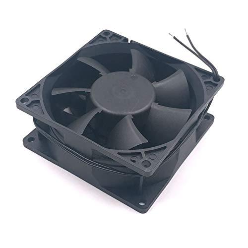 JPVGIA EC Motor del Ventilador 92 * 92 * 38 mm 92 mm 110 V 115 V 220 V 230 V 50/60 Hz Caso 68.5FM 5W 3000RPM Ventilador