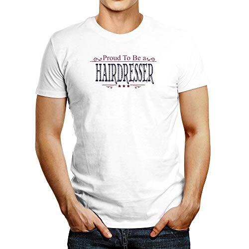 Idakoos Orgulloso de ser una camiseta de peluquería