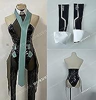 Azur Lane アズールレーン ボイシ バニーガールコスプレ衣装(ウィッグ靴別売り)風