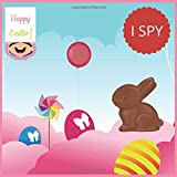 Happy Easter! I Spy: A fantastic i spy book for kids ages 4-8