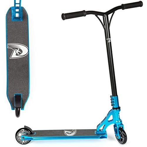 Land Surfer Pro Patinete para Trucos Y Saltos - Azul