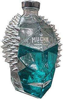 ムチャ リガ ブランコ デコレーションボトル テキーラ 40度 750ml (ブルー)