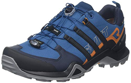 adidas Terrex Swift R2 GTX, Zapatillas de Cross para Hombre, Azul (Legend Marine/Core Black/Tech Copper Legend Marine/Core Black/Tech Copper), 44 EU