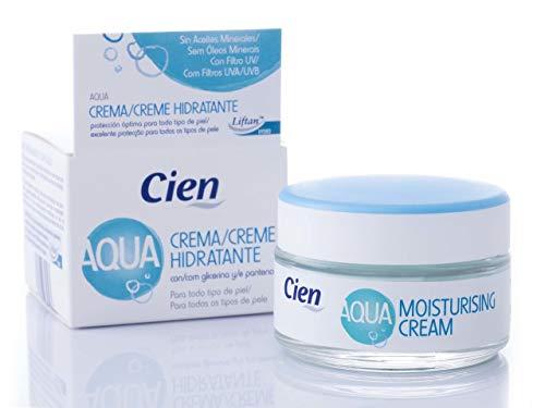 Cien Aqua Creme-Gel, Mit Glycerin und Panthenol - 50 mL