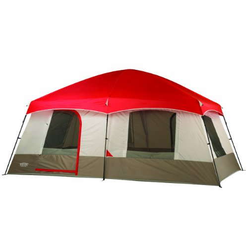 Wenzel Timber Ridge 10-Person Cabin Tent - 16 x 10 ft