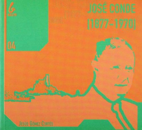 José conde (1877-1970)