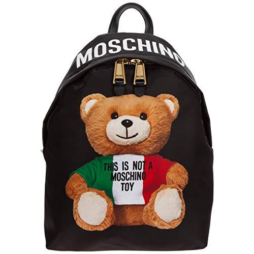 Moschino zaino Teddy bear donna nero