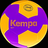 Kempa Soft Handballs, Juventud Unisex, Spring Green/Azure Blue, NOSIZE
