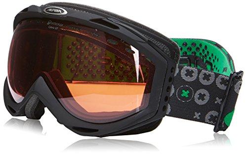 ALPINA Skibrille CYBRIC GT grün grün Einheitsgröße