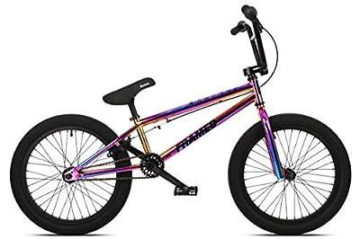 Framed Attack Pro BMX Bike Slick/Black Sz 20in