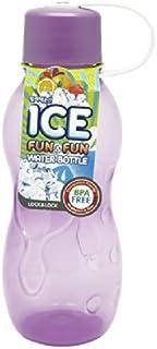 Lock&Lock Ice Fun and Fun Fridge Bottle, 420ml, Violet