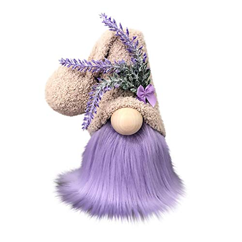 Cute Dwarf Doll,Dwarf ornaments,Doll Knitted Hat Crooked Neck Doll Jewelry Home Decoration,, Home Room Sofa Car Decor,Land Gnome,Cute Plush Toys for Boys and Girls