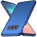 ORNARTO Funda Samsung S10e,S10e Carcasa [Ultra-Delgado] [Ligera] Mate Anti-arañazos y Antideslizante Litetectora Sedoso Caso para Samsung Galaxy S10e(2019) 5,8 Pulgadas Azul