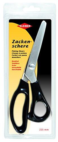 Kleiber + Co.GmbH 92042 Zacken-Schere, 42 Schwarz