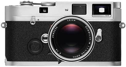 Leica MP 10301 35mm Rangefinder Camera with 0.72x Viewfinder (Silver)