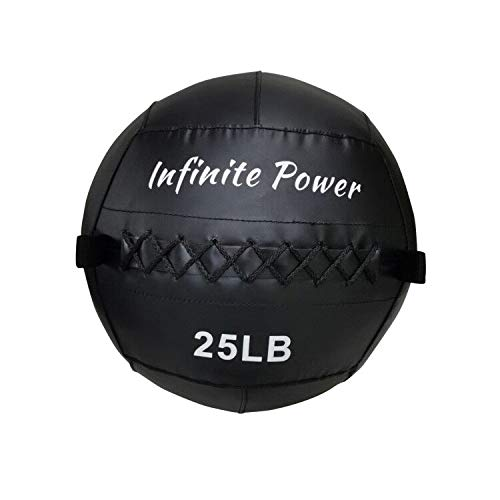 INFINITE POWER Wall BallMedicine Wall BallCrosstrainingPersonal TrainingCORE Training Black
