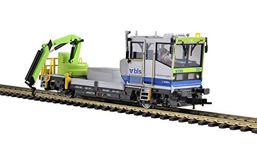 Viessmann 2622 ROBEL Gleiskraftwagen BLS Version mit motorisch bewegtem KRA