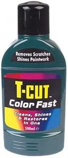 T-CUT Color Fast Dark Green Finish Restorer Car Polish 16 fl.oz
