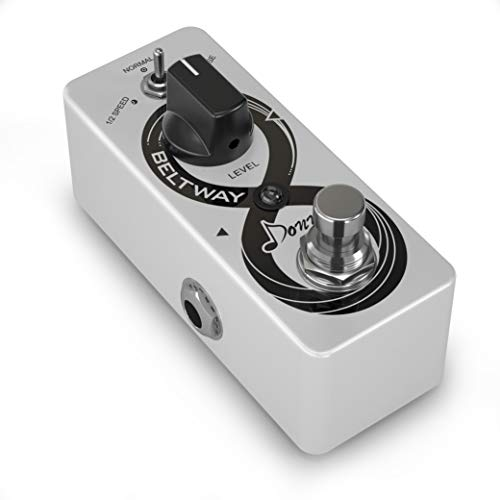 Donner Beltway Looper Guitar Effect Pedal, 10 minutes Looping 3 Playback Modes Unlimited Overdubs