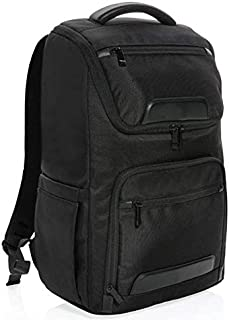 Santhome Castile-UV-C Sterilization 15.6-Inch Backpack in Anti-Microbial RPET Fabric