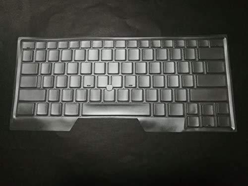 BingoBuy TPU Clear Non-Toxic Ultra Thin Keyboard Protector Cover Skin for Dell Latitude E6420 E6320 E5430 E6440 E6430 E6430s E6330 E6230 E6220 with BingoBuy Card Case