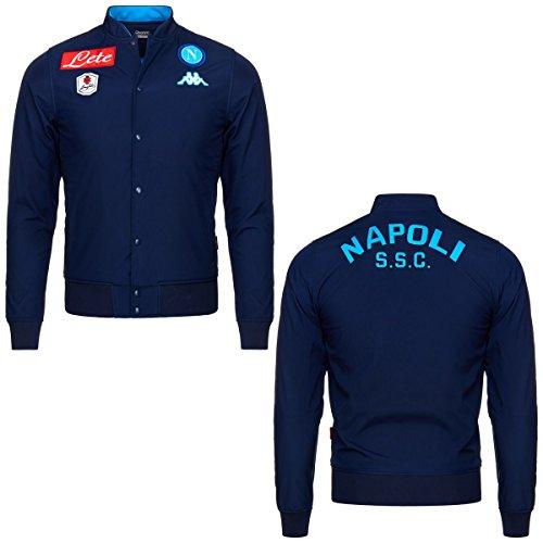 Giacca - WOMBER NAPOLI - Kappa - L - Blue Marine