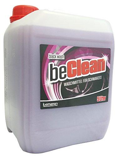 Color-Flüssigwaschmittel black wash für dunkle Wäsche 5 Liter Kanister