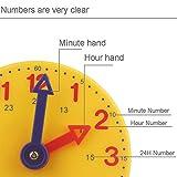 Zoom IMG-1 unbrand orologio di insegnare ai