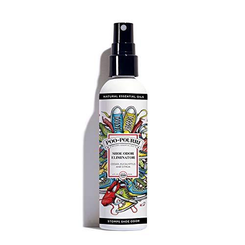 Poo-Pourri Shoe Odor Eliminator Spray, 4 Fl Oz