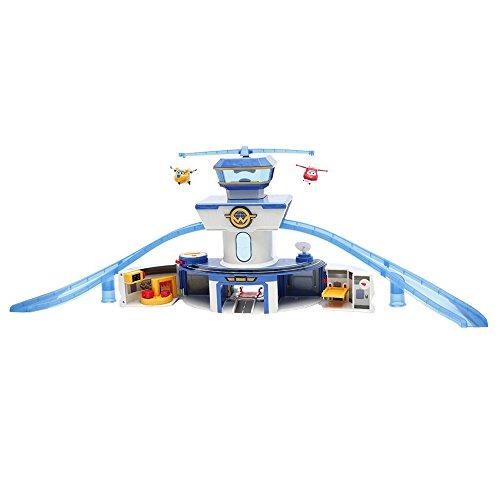 Giochi Preziosi Super Wings Torre di Controllo, UPW06000