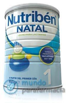 Nutriben natal leche para lactantes 800 gramos