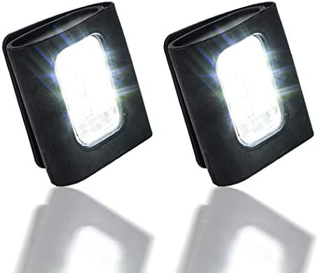 GOANDO Running Lights Safety Jogging LED Light for Runners and Joggers High Visibility Reflective product image