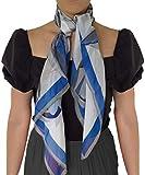 Foulard seta per donna e uomo made in italy 100% - taglie disponibili per tutte le stagioni - Scialle Donna Uomo Elegante Pashmina sciarpa fazzoletto Inverno ideale per idee regalo originali…