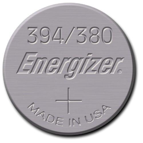 Energizer 394 380 SR45 SR 936 SW Uhren-Knopfzelle