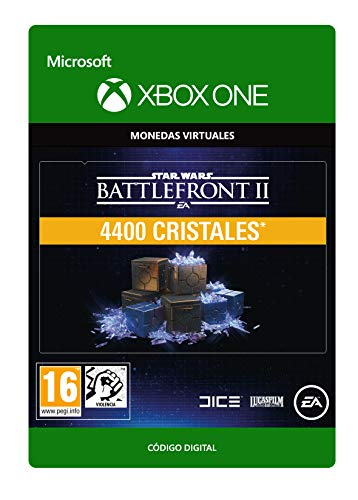 STAR WARS BATTLEFRONT II 4400 CRYSTALS - Xbox One - Código de descarga