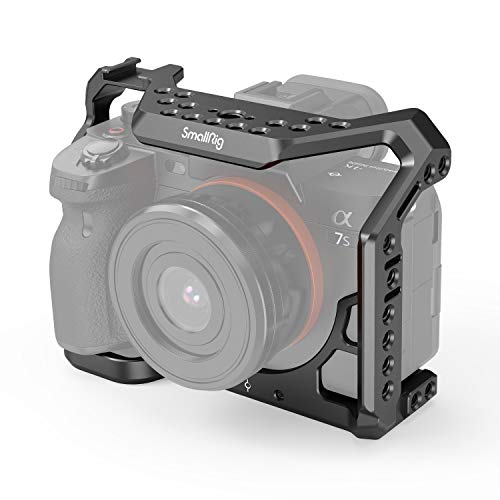 SMALLRIG A7SIII Cage Seulement pour Sony A7SIII Alpha 7S III A7S3-2999