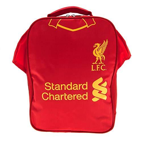 Liverpool FC Kit Lunch Tasche (Einheitsgröße) (Rot)