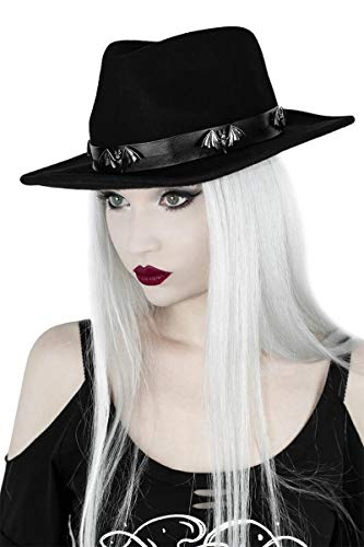 Killstar Hut Black Haunted