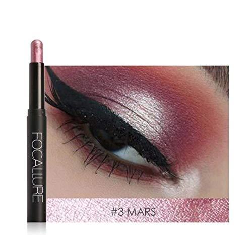 Pearl oogschaduw potlood mode snel drogen natuurlijke oogschaduw pen make-up kosmische gereedschap schoonheid zorg cadeau Dropshipping Donkere Kaki