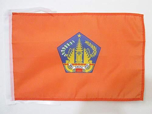 AZ FLAG Flagge Bali 45x30cm mit Kordel - Bali Fahne 30 x 45 cm - flaggen Top Qualität
