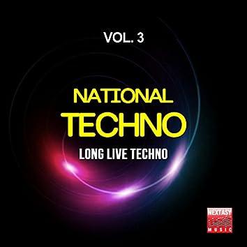 National Techno, Vol. 3 (Long Live Techno)