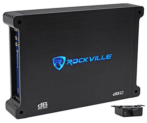 Rockville dB12 2000-Watt Mono Amplifier