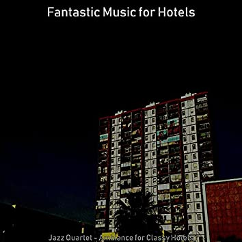 Jazz Quartet - Ambiance for Classy Hotels