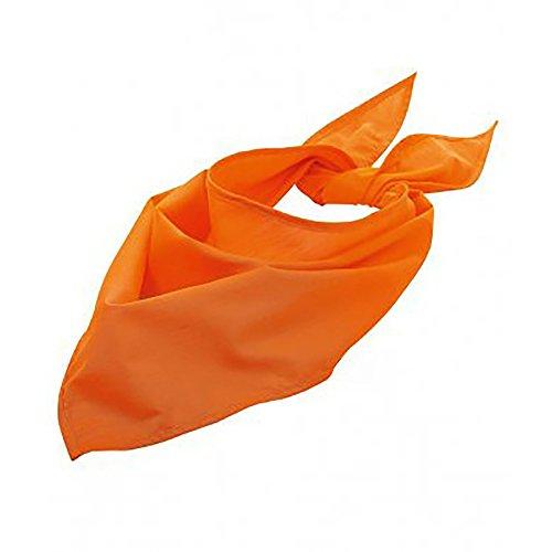 SOLS - Bandana lisa unisex (Talla Única) (Naranja)